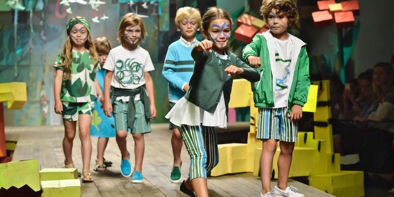 Moda: tendenze SS 2021 per bambini